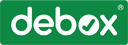 debox logo